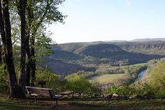 Mount Eagle Retreat Center | Kaetzell Overlook - Mount Eagle Retreat Center, Clinton, Arkansas
