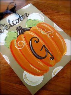 Canvas painting projects simple ideas painting projects simple ideas can paint a pumpkin canvas, no skills required ! if you need another painting Pumpkin Canvas Painting, Halloween Canvas Paintings, Fall Canvas Painting, Canvas Painting Projects, Halloween Painting, Autumn Painting, Diy Canvas Art, Autumn Art, Canvas Crafts