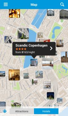 Tripomatic brings offline maps and hotel bookings to its redesigned travel planning app for android