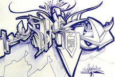 paper-graffiti-letters-sketche (500×337)