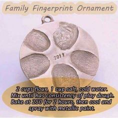 When family is complete.. do this....same finger ever person