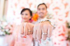 Salmon Color Engagement Party - www.thebridedept.com