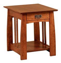Laurel End Table