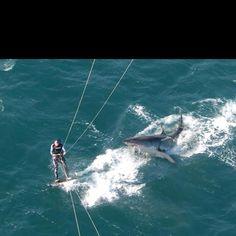 Kite Surfing in South Afrika!
