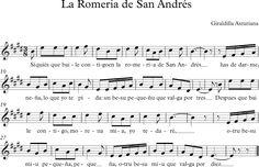 La Romería de San Andrés. Giraldilla Asturiana