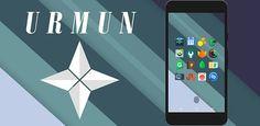 Urmun - Icon Pack v2.0.1 APK #Android #Theme #Apk apkmiki.com