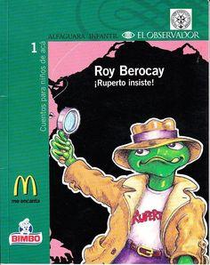 Roy berocay- cuentos del sapo ruperto