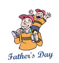 Here's wishing all Dads a big thank you for all you do. Enjoy your weekend! #FathersDay2017 #HappyFathersDay