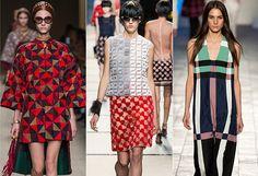 astrattismo geometrico moda prada - Cerca con Google