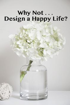 Why Not . . . Design a Happy Life? #thesimplesophisticate #podcast