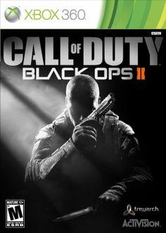 Call of Duty Black Ops II - Xbox 360 #Jogos #Xbox 360