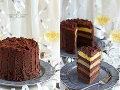 ...konyhán innen - kerten túl...: Narancsos csokoládétorta Tiramisu, Sweets, Ethnic Recipes, Food, Cakes, Facebook, Birthday, Gummi Candy, Cake Makers