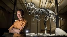 BBC - The Real T-Rex With Chris Packham - Media Centre