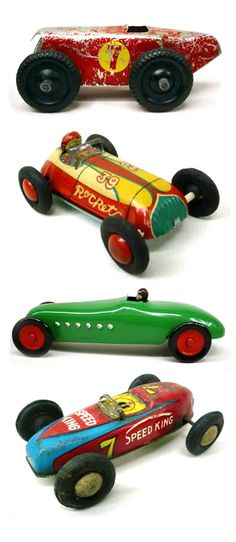 daddy's vintage toy cars