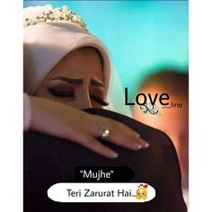 Jiii i need uh 4 lifetime💕 Islamic Quotes On Marriage, Muslim Love Quotes, Couples Quotes Love, Love Husband Quotes, Islamic Love Quotes, Couple Quotes, Sad Girl Quotes, Love Hurts Quotes, Love Quotes Poetry