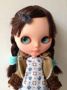 Basaak doll custom #5