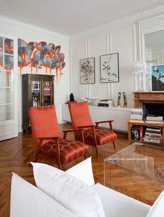 Marion Collard, Paris