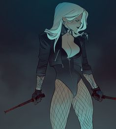 """Black Canary"" by Otto Schmidt - Top SuperHeroes Otto Schmidt, Dc Comics Characters, Female Characters, Comic Books Art, Comic Art, Top Superheroes, Mujeres Tattoo, Super Heroine, Dinah Laurel Lance"