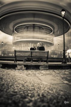 Le manège - Merry-go-round by Gilbert Wayenborgh on 500px