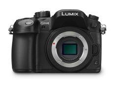 Amazon.com : Panasonic LUMIX DMC-GH4KBODY 16.05MP Digital Single Lens Mirrorless Camera with 4K Cinematic Video (Body Only) : Electronics
