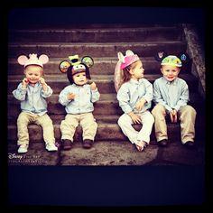 Disney Fine Art photo idea :) Cute!!!