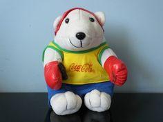 Os ursinhos olímpicos da Coca também foram hit.