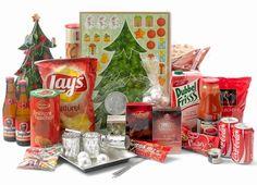 Onder de Kerstboom * Gezellig knutselen met de hele familie! * Aantal artikelen: 28 * € 30,00 per pakket excl. BTW