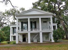Oakleigh Mansion, Mobile, via Flickr.