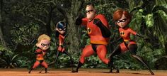 """Now, we all know that Pixar is making a sequel to The Incredibles, but it unfortunately won't be released until 2019. 