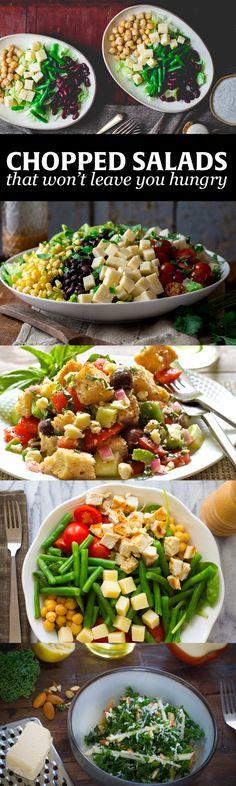 Chopped Salads - Cabot Creamery