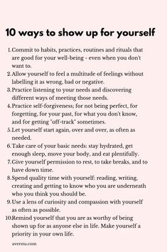 50 Cute Motivational Quotes For Girls Especially 10 ways to show up fo. 50 Cute Motivational Quotes For Girls Especially 10 ways to show up for yourself loss plans women Motivational Quotes For Girls, Inspirational Quotes, Motivational Wallpaper, Quotes Positive, Vie Motivation, Health Motivation Quotes, Self Care Activities, Self Care Routine, Self Improvement Tips