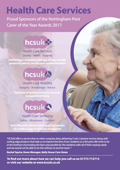 HCS - Latest News  - Health Care Services