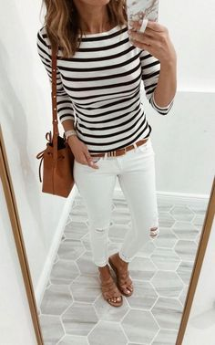 50+ Best Trending Casual Summer Outfits #casualsummeroutfits #casualoutfits #summeroutfits » Eknom-Jo.com