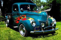 1940 Ford freakin sick