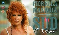 """Fiorella Mannoia a Bassano del Grappa con il tour """"Sud"""" il 15 Giugno 2012"""
