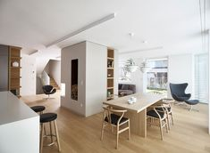 MP apartment by Burnazzi Feltrin Architetti   Living space