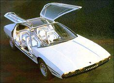 1967 Marzal Lamborghini by Bertone