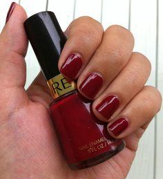 Revlon: Raven Red