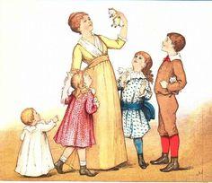 Illustrations de Bonny Bairns.