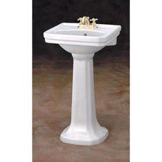 427 Cheviot Small Mayfair Pedestal Sink Lavatory   8