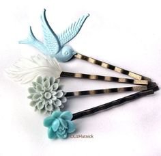 I would love these cute bobby pins.