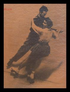 Vintage Record - Roller skating....ahhh...loved being a Roller Skater...dance and figures and a bit of speed...woot!