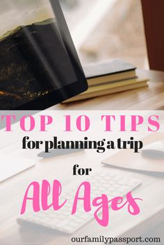 Traveling as a family can be hard! Don't miss the Top 10 Tips for Family Trip Planning! Everyone has their own interests and ideas of what vacations should be like, find a way to help make everyone in your group happy and have fun doing it Vacation Trips, Vacation Travel, Vacation Ideas, Vacations, Hawaii Travel, Travel Advice, Travel Tips, Travel Destinations, Travel Hacks