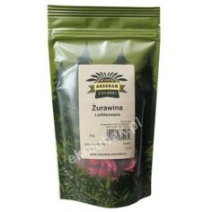 Żurawina liofilizowana (bez dod. cukru) 25g (Anagram)