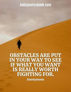 If you are searching for quotes about obstacles making you stronger? You have come to the right place. Here is the collection of the inspirational quotes about overcoming obstacles that will inspire you. #obstaclesquotes #quotesaboutobstacles #motivationalquotes #lifequotes #positivequotes Positive Relationship Quotes, Positive Quotes About Love, Funny Positive Quotes, Motivational Quotes, Inspirational Quotes, Life Lesson Quotes, Life Quotes, Life Lessons, Change Quotes
