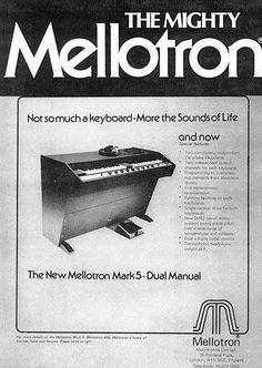Mellotron ad
