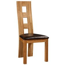 Weston Solid Oak Dining Chair (Set of 2)