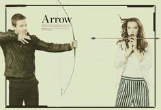 Stephen Amell & Katie Cassidy