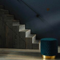 Hmmmm.... teal... I'm starting to love you.  #Repost @casabotelho  THE APPEAL OF TEAL Sensual and moody teal has a depth of colour that is less severe than black and gives an interior drama. The polished brass detail evoke sensuality and glamour.  The Diana Pouf is available on-line in several moody tones and luxe materials. Hit the link on our bio to discover more. #casabotelho #casabotelholoves . . .  Natasha Kelly #casabotelho #livingspace #pouf #diana #brass #teal #moodyinteriors…