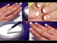 How to apply acrylic nails on short bitten nails tutorial video by how to apply acrylic nails on short bitten nails tutorial video by naio nails youtube solutioingenieria Images